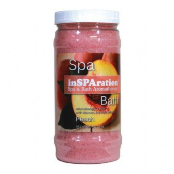 inSPAration RX Crystals - Peach